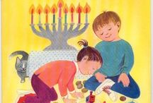 """Hanukkah / """"Still ours the dance, the feast, the glorious Psalm, the mystic lights of emblem, and the Word."""" Emma Lazarus, """"The Feast of Lights"""""""