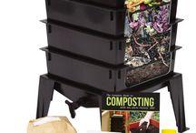 Ogród - kompost