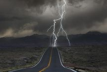 The Magic Of Lightening / I have always loved lightening - there is something so powerful and beautiful about it - just magical
