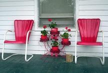 Seats, vintage