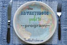 Adventurous Palate Program