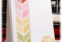RETIRED - STAMPIN' UP! - OH, HELLO / Handgemaakte kaarten met stempeltechnieken, cadeauverpakkingen en andere creaties gemaakt met de Stampin' Up! stempelset OH, HELLO {RETIRED - DEZE STEMPELSET IS NIET MEER VERKRIJGBAAR}