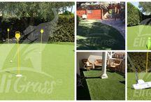 Artificial Grass Designs - Completed jobs / Artificial Grass