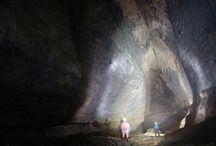 Cavernas en santander / Nuestra riqueza natural, cavernas por explorar