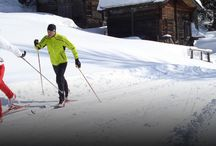Goms Cross Country Skiing Tour