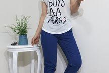 Bayan T-Shirt Modelleri