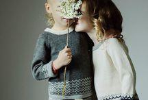 아기 스웨터