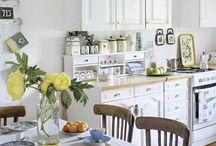 W kuchni / Kuchnia to serce domu. Pokazujemy te najpiękniejsze.