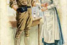 World war 1 nurse