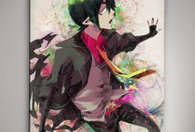 Ao no Exorcist - POSTERS