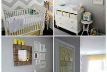 Nursery / by Michelle Faulkner