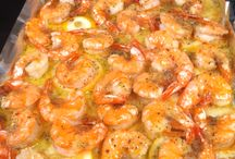 SHRIMP RECIPES / by Michelle Lynn