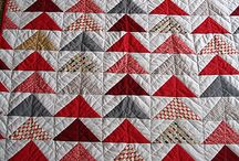 Quilts, Flying Geese