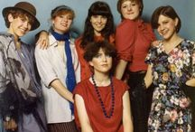 Vintage College Girls / by Glamour Daze