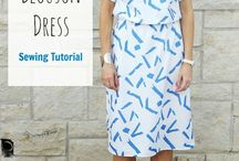 dress tutorial