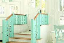 Hall & Stairs / by Sophie