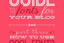 Blog Topics / Anything relating to blogging. Fashion tips, Photography, etx
