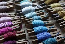 Kunsttherapie & Farben