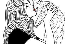 Ilustrações / Desenhos