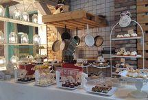 Vintage Candy bar / Prăjituri, decorațiuni și printuri personalizate. Arhivează momente dulci alături de cei dragi!