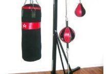 Punching and kicking bag
