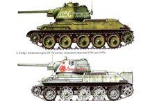 tank jadul soviet