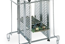 Electronics / PCB Handling     Stencil Storage      Carts     ESD Control Products     Reel Shelving     Grounding Cables     Cart Covers     Casters     Tote Boxes + Bins     Productivity Bench     Kitting Carts