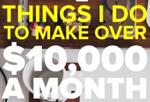 Girl Boss Guide To Making Money Blogging / Calling all my millennials! I know you want to strive and succeed, whether in the influencer/blogger-sphere or just being your own boss -- this board is right for you!  Make money online and be successful with these content marketing, SEO tips, and social media cheat sheets - everything you need when starting out blogging and being your own girl boss!