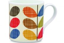 Orla Kiely Mugs / Stylish and original, Orla Kiely mugs are a must for those who love her unique work or colourful mid-century inspired designs.  Discover the most iconic mugs and best of the latest designs, brought to you by Hurn and Hurn: