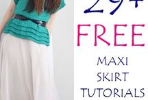 sew women clothes