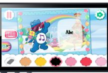 Digi-Hugs: Great Apps for Moms and Kids! / We know how to have fun on every screen. / by Care Bears™