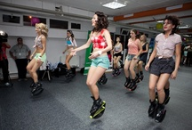 Pin Up- eveniment kangoo jumps