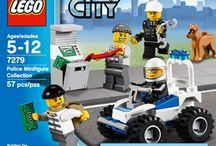 Lego sets we have