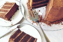 Suklaakakku
