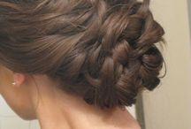 pretty hairs. / by Maureen Blair