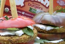 QRUNCH recipes  / QRUNCH up your meal with these tasty recipes.