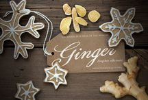 Ginger / by Herb Society of America