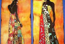 Arte africano / by Joana Cardona