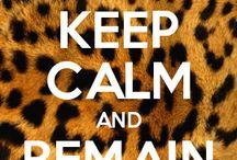 !keep calm!