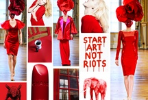 Style & Fashion - Mood Boards / by iconjane