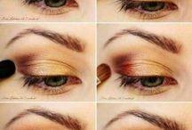 malovanie oci