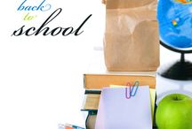 Back to School Tips for the Road and Beyond / It's that time again! The children of our community are on their way back to school, which means we have to be extra cautious on the roads in the mornings and afternoons.To help you prepare for the season ahead, we have a few driving and general tips to make the first days of school run smoothly. Here's to an A+ in Back to School Readiness!