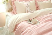 Bedroom ideas / by Valerie Barcomb