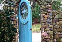 Dreamy doorways