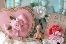 Holiday - Valentines / Hearts, Gifts, Decorations for Valentines  / by Gail Olds