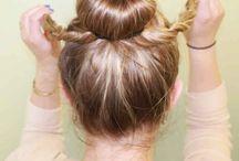 5 min hair