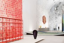 Exhibition Design / Board to collect and analyze the inspiring exhibitions