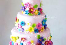 Nil'in doğum günü pastası