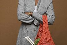 knit/crochet bags / by Tina Niesen