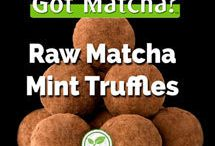 Rebekah's Matcha Creations / Introducing our new organic gluten-free and guilt free matcha foods